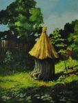 Ul wg. Hałas, olej, płótno, 50x65, 2015